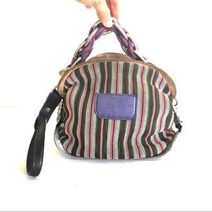Proenza Schouler striped chain handbag - SEE NOTES